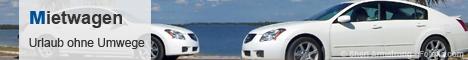 DER car Mietwagen - Leihwagen - car rental -  direkt suchen und buchen